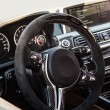 Interior of the sports car — Stock Photo #54217937