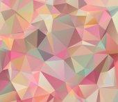 Polygonal design — Stock Vector