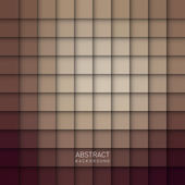 Abstract background with squares pattern — Stockvektor