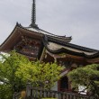 Kiyomizu-dera Temple in Kyoto, Japan — Stock Photo #57957317