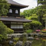 Ginkaku-ji Temple in Kyoto, Japan — Stock Photo #57957401