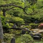Ginkaku-ji Temple in Kyoto, Japan — Stock Photo #57957407