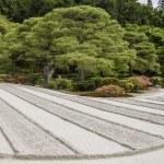 Ginkaku-ji Temple in Kyoto, Japan — Stock Photo #57958159