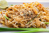 Thai noodle. — Stock Photo