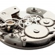 Clockwork with gears and cogwheels — Stock Photo #66709343