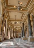 Lobby of Rudolfinum in Prague — Stock Photo