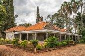 Museum of Karen Blixen in Nairobi, Kenya — Stock Photo