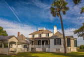 Kingsley Plantation in Jacksonville, Florida — Stock Photo