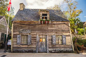 Oldest Schoolhouse in the United States, St. Augustine, Florida — Stock Photo