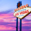 Las Vegas neon sign — Stock Photo #52812391