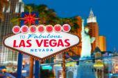 Welcome to Las Vegas — Stock Photo