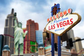 Fabulous Las Vegas Neon Sign — Stockfoto