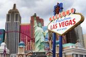 Fabulous Las Vegas Neon Sign — Stockfoto