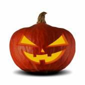 Halloween Jack O Lantern Pumpkin — Stock Photo