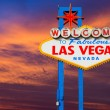 Welcome to Las Vegas Sign — Stock Photo #57432309