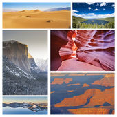 Travel American National Parks — Foto de Stock