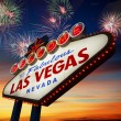 Welcome to Las Vegas Sign — Stock Photo #62718433