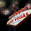 Welcome to Las Vegas Sign — Stock Photo #62718517