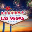 Welcome to Las Vegas Sign — Stock Photo #62724535