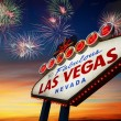 Welcome to Las Vegas Sign — Stock Photo #62724559