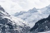 Snow Capped Mountain — Stock Photo