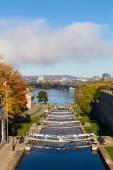 Ottawa Locks — Stock Photo
