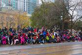 Toronto Santa Claus Parade — Stock Photo