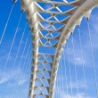 Постер, плакат: Arch on the Humber Bay bridge in Toronto