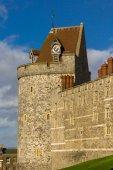 Part of Windsor Castle — Stock Photo