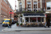 Barley Mow Mayfair — Stock Photo