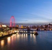 Westminster Skyline — Stock Photo