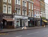 Upper Street in London — Stock Photo