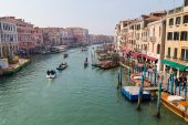 Buildings in Venice During the Day — Stock Photo