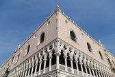 Doge's Palace (Palazzo Ducale) in Venice — Stock Photo