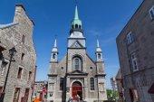 Notre-Dame-de-Bon-Secours Chapel — Stock Photo
