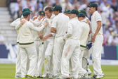The Investec Ashes First Test Match Day One — Stock Photo