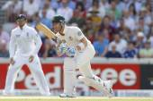 The Investec Ashes Third Test Day Two — ストック写真