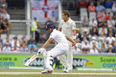 The Investec Ashes Third Test Day Three — Stock Photo