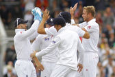 The Investec Ashes Third Test Day Four — Stock Photo