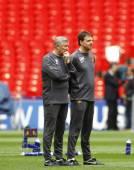 GBR: Football Champions League Final 2011 — Stock Photo