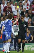 2012 Champions League Final Chelsea Training — Stock Photo