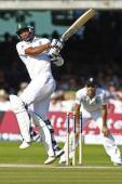 2012 England v South Africa 3rd Test Match day 4 — Stock Photo