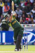 ICC Champions Trophy India v Pakistan — Zdjęcie stockowe