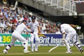2012 England v South Africa 3rd Test Match day 2 — Stock Photo