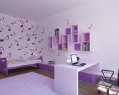 Dormitorio de los niños — Foto de Stock