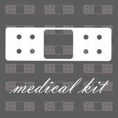 Medicinsk ikoner — Stockvektor