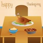 Thanksgiving — Stock Vector #54150139