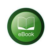Książki elektroniczne — Wektor stockowy