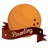 Bowling — ストックベクタ