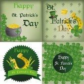 Saint patrick's day — Stock Vector